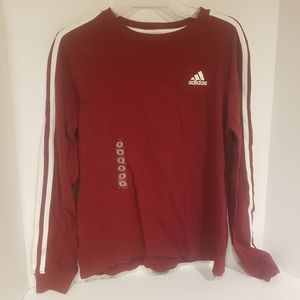 2 brand new with tags Adidas women's shirts- small